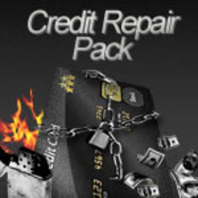 Product picture Credit Card Debt - Bad Credit PLR report